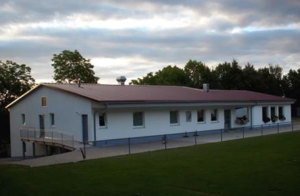 Sportheim des FSV Reimlingen