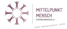 MMVK - Logo mit Slogan